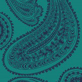 Cole & Son Rajapur Viridian Fabric