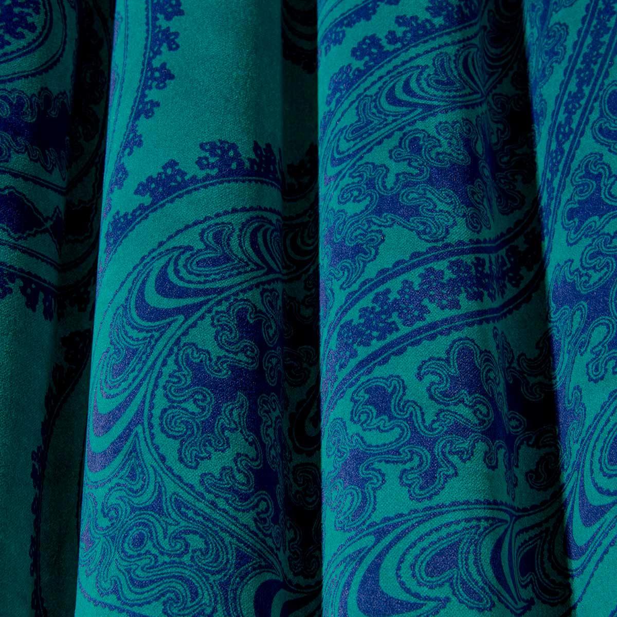 Cole & Son Rajapur Viridian Fabric - Product code: F111/10036