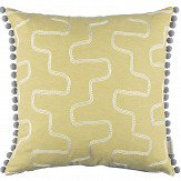 Villa Nova Pitter Patter Cushion Yellow - Product code: VNC3313/01