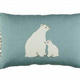 Villa Nova Bear Hug Cushion Blue - Product code: VNC3317/01