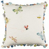Villa Nova Buzzing Around Cushion Multi-coloured - Product code: VNC3322/01