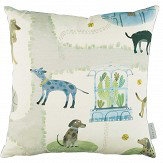 Villa Nova Bark Life Cushion Blue - Product code: VNC3324/01