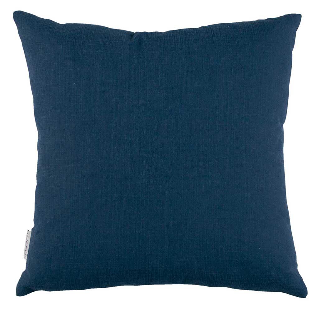 Bark Life Cushion - Blue - by Villa Nova