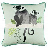 Villa Nova Monkey Bars Cushion Green - Product code: VNC3327/01
