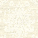 Albany Damask Cream Wallpaper - Product code: 25008