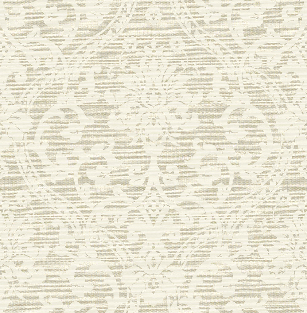Albany Damask Natural Wallpaper - Product code: 25009