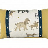 Villa Nova Walkies Cushion Yellow - Product code: VNC3331/01