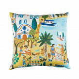 Villa Nova Island Hopping Cushion Multi-coloured - Product code: VNC3333/01