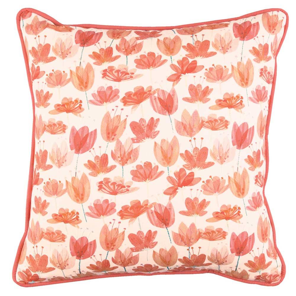 Villa Nova Flowerful Cushion Orange - Product code: VNC3336/01