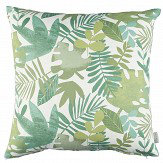 Villa Nova Jungle Jumble Cushion Green - Product code: VNC3339/01