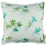 Villa Nova Tiny Turtles Cushion Green - Product code: VNC3340/01