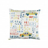 Villa Nova Uptown Downtown Cushion Multi-coloured - Product code: VNC3341/01