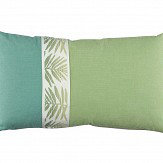 Villa Nova Jungle Jumble Cushion Green - Product code: VNC3345/01