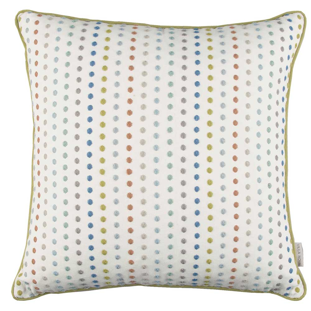 Dotty Cushion - Sorbet - by Villa Nova
