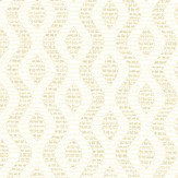 Albany Small Wave Geo Cream Wallpaper - Product code: 25016