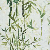 Albany Bamboo Green Wallpaper