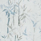Albany Bamboo Grey Wallpaper