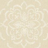 Albany String Medallion Gold Wallpaper - Product code: 25031