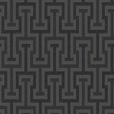 Albany Vanity Key Black Wallpaper