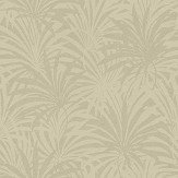 Albany Palm Leaf Beige Wallpaper