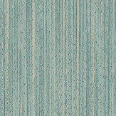 Albany Broken String Teal Wallpaper