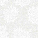 Engblad & Co Foliage White Wallpaper - Product code: 7186