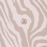 Roberto Cavalli Tiger Print Taupe Wallpaper - Product code: 17066