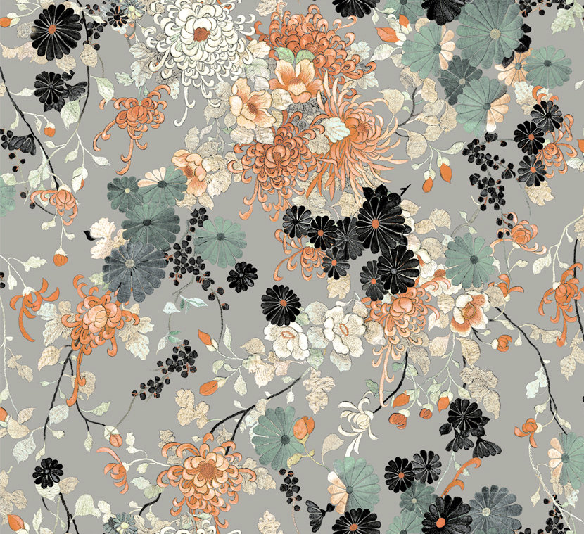 Jean Paul Gaultier Yokata Natural Wallpaper - Product code: 3316/01