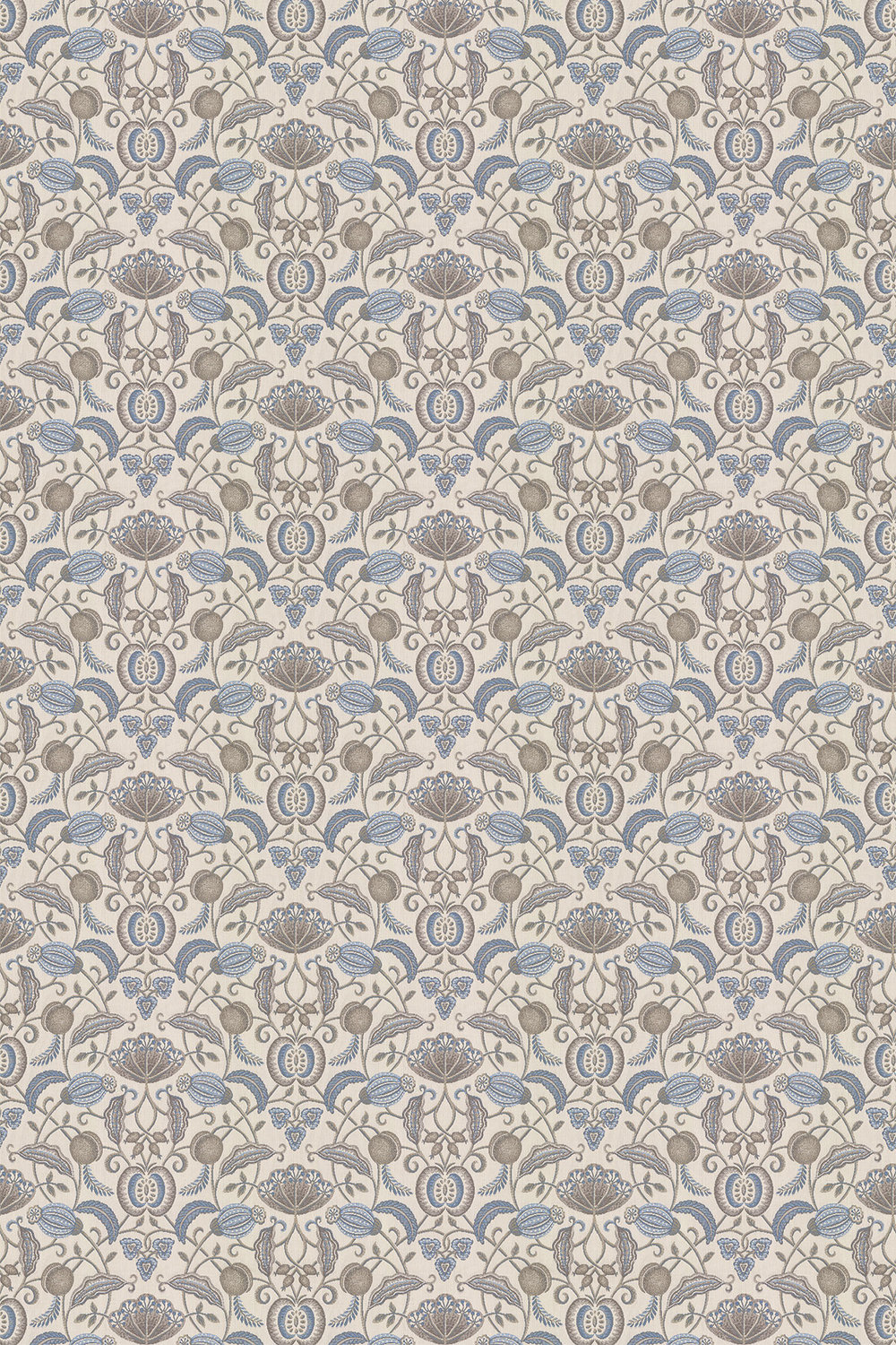 Appleby Fabric - Dove - by iliv