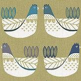 iliv Cluck Cluck Capri Fabric