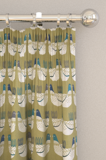 iliv Cluck Cluck Capri Curtains - Product code: CRAU/CLUCKCAP