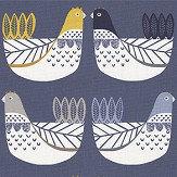 iliv Cluck Cluck Ochre Fabric - Product code: CRAU/CLUCKOCH