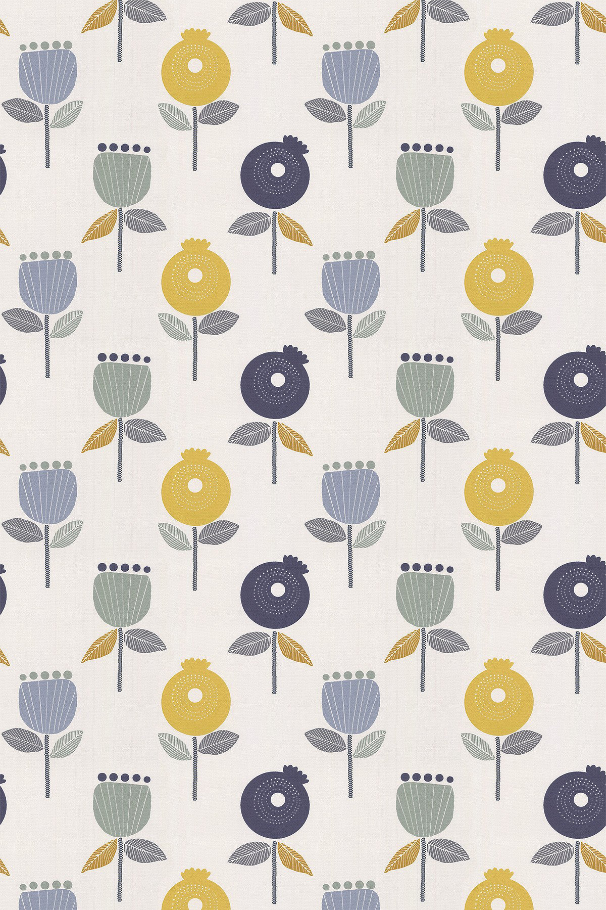 iliv Fabric Pomegranate CRAU/POMEGOCH