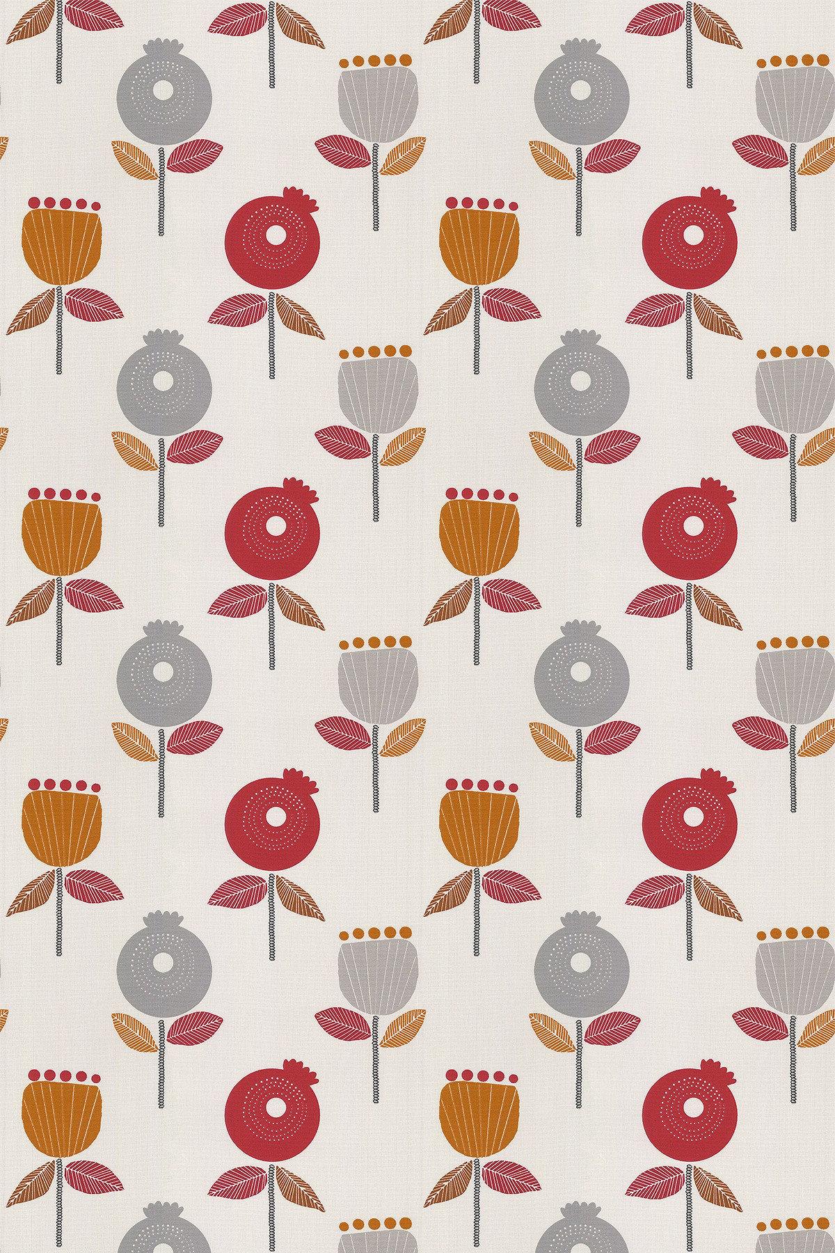 iliv Fabric Pomegranate CRAU/POMEGSCA