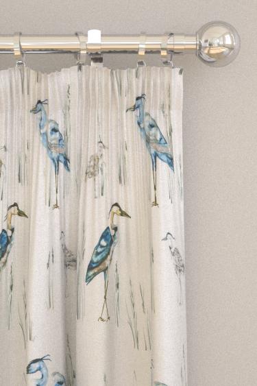 iliv Herons Lagoon Curtains - Product code: CRBL/HERONLAG