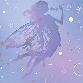 Albany Fairy Dream Moondust Wallpaper - Product code: M1422