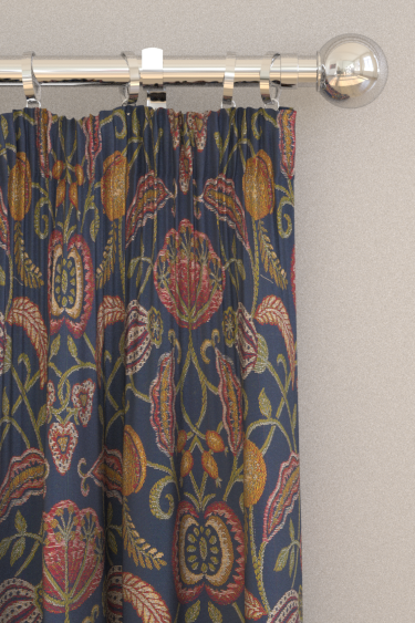 iliv Appleby Indigo Curtains - Product code: EDAJ/APPLEIND