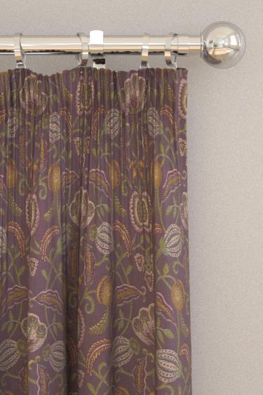 iliv Appleby Thistle Curtains - Product code: EDAJ/APPLETHI