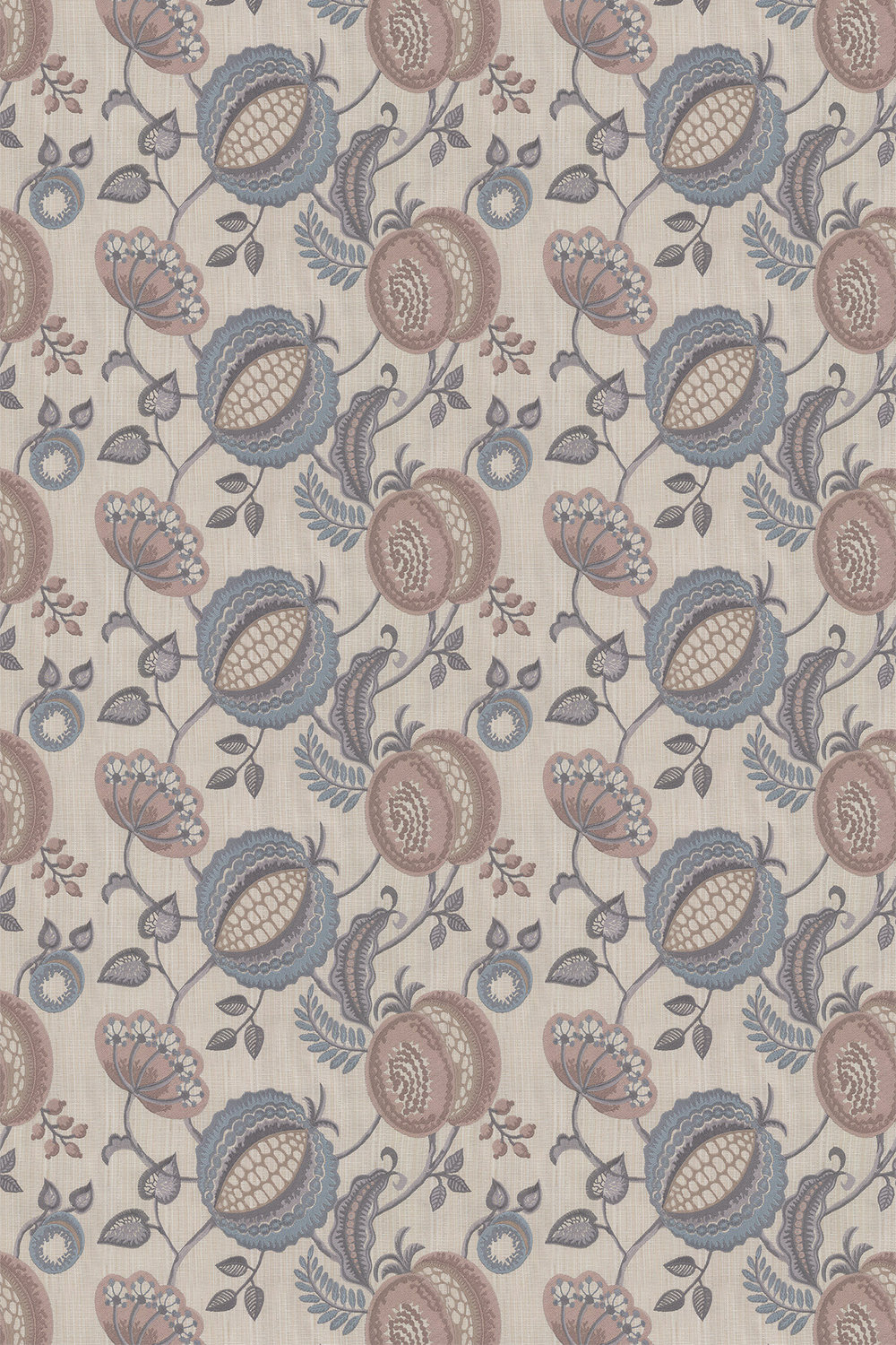 iliv Figs & Strawberries Dove Fabric - Product code: ETAQ/FIGSTDOV