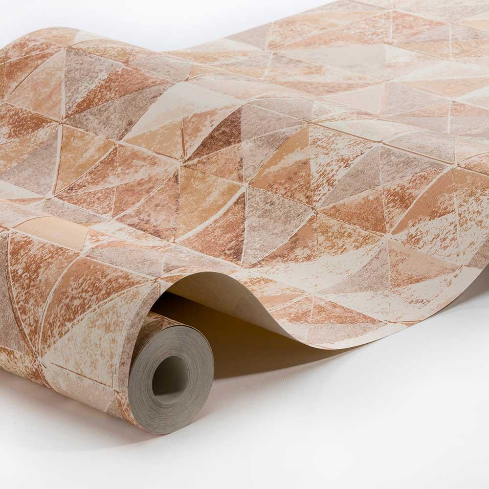 Engblad & Co Desert Wall Orange Wallpaper - Product code: 6455