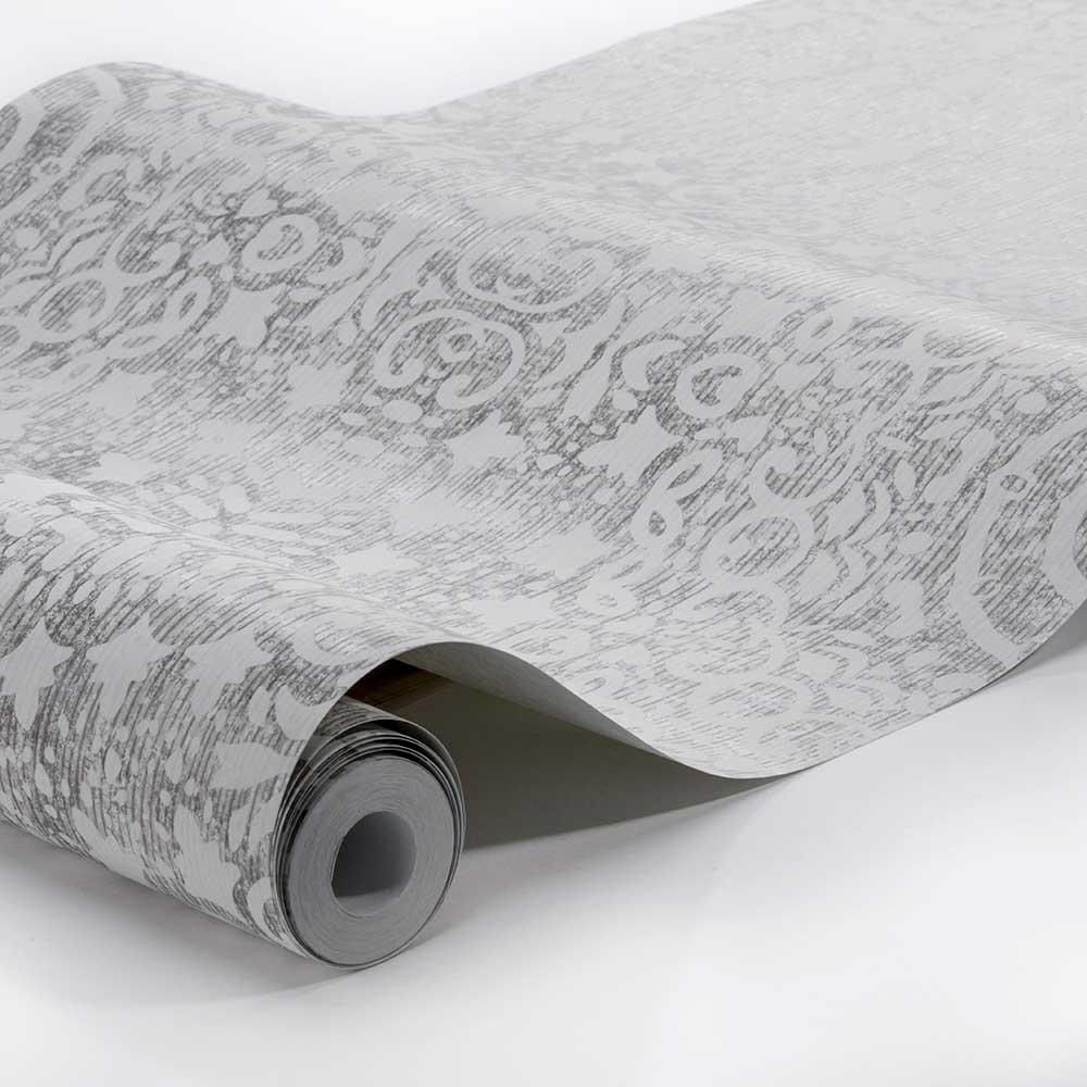 Origin Wallpaper - Grey - by Engblad & Co