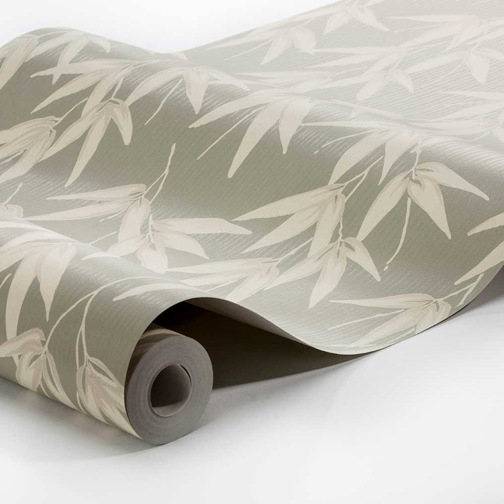 Engblad & Co Bamboo Garden Green Wallpaper - Product code: 6467