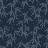 Engblad & Co Bamboo Garden Blue Wallpaper - Product code: 6470
