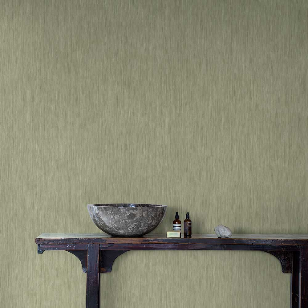Engblad & Co Straw Green Wallpaper - Product code: 6471