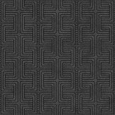 Engblad & Co Geo Tribe Black Wallpaper - Product code: 6479