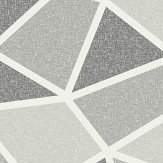 Albany Arendal Geo Monochrome Wallpaper - Product code: M1476