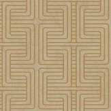 Engblad & Co Geo Tribe Gold  Wallpaper - Product code: 6481