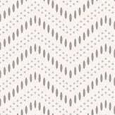 Engblad & Co Chevron Dots Cream Wallpaper - Product code: 6485