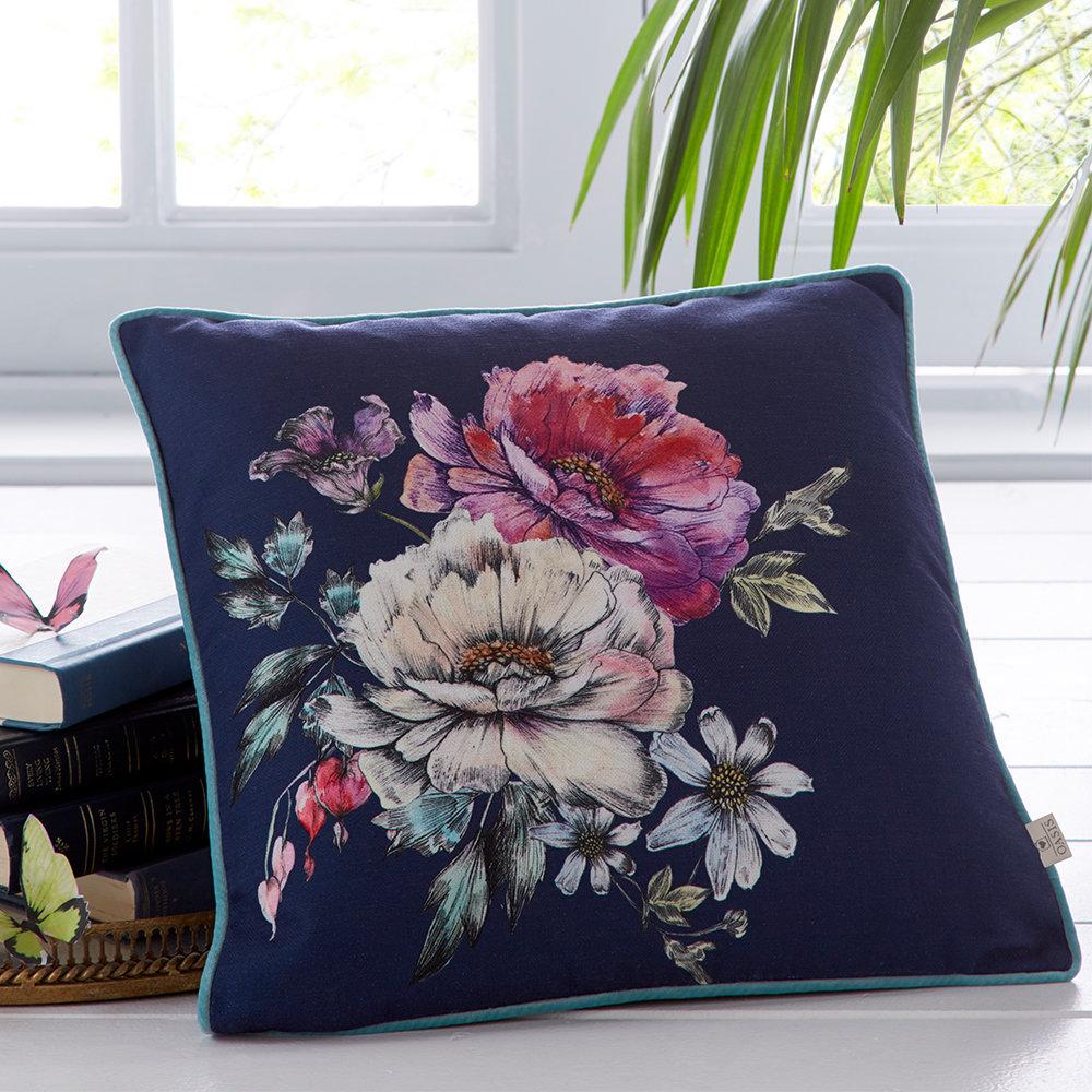Oasis Luna Cushion Midnight - Product code: DA220231300