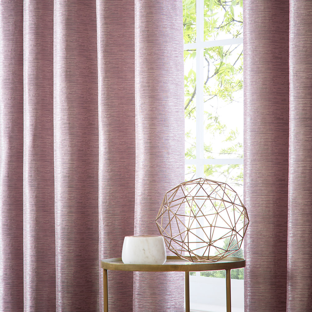 Studio G Catalonia Eyelet Curtains Heather Ready Made Curtains - Product code: DA40452175